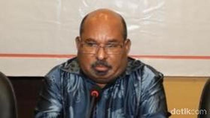 Foto: Gubernur Lukas Enembe (Wilpret-detik)