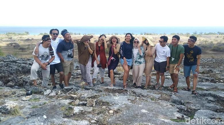Foto: Wisata ke Puru Kambera (Randy/detikTravel)