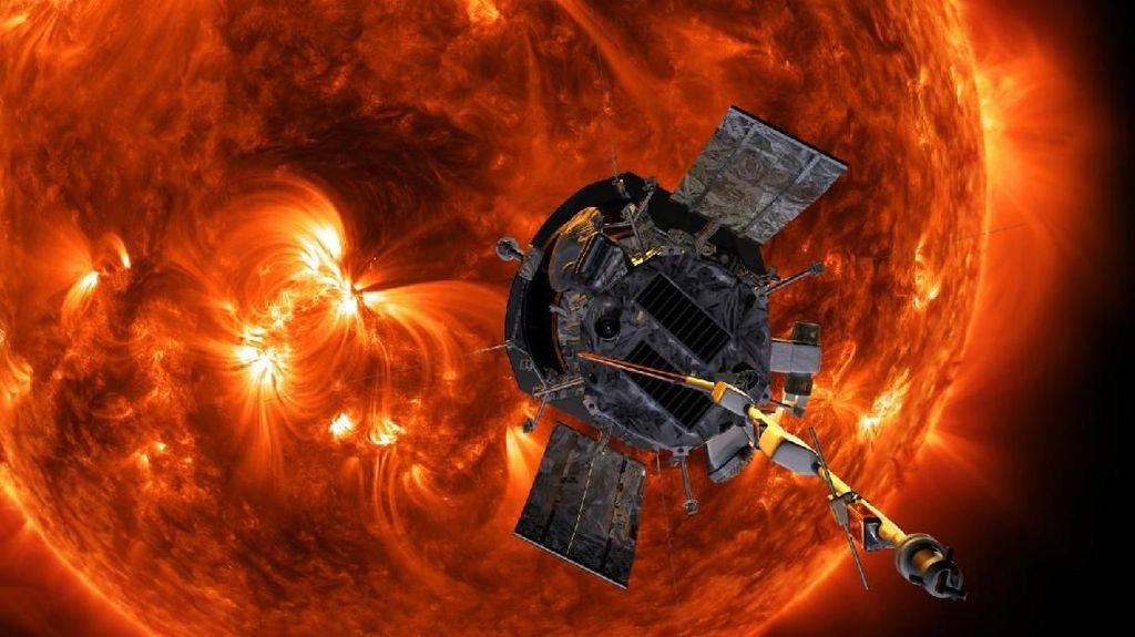 Terbang Dekat Matahari, Pesawat NASA Gak Meleleh?