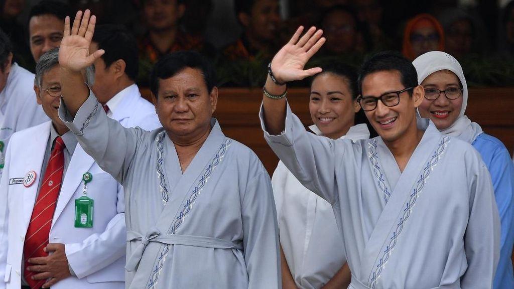 Prabowo-Sandi Mau Samakan Tarif Pajak RI dengan Singapura