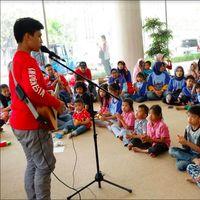 AXIC Memperingati Hari Anak Nasional