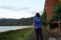 Sisi danau yang instagrammable (Bonauli/detikTravel)