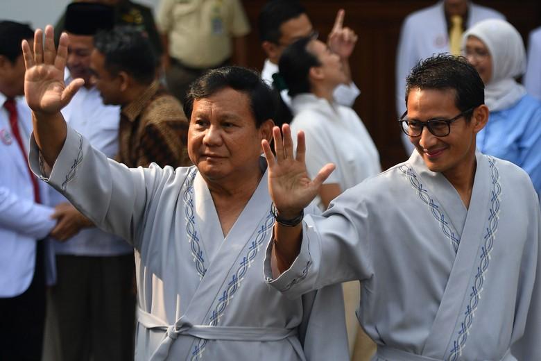 KPU: Prabowo Belum Lengkapi Surat Tanggungan Utang