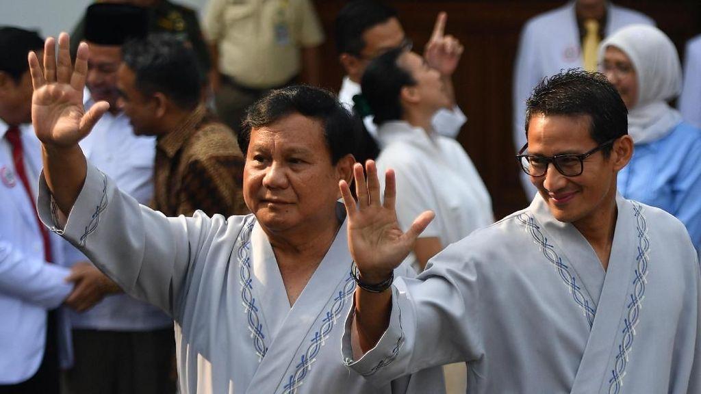 Kubu Prabowo Adopsi Strategi Pilgub DKI untuk Pilpres, Ada Modifikasi