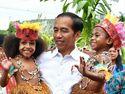 Jokowi: Ekonomi RI Tumbuh Konsisten Tinggi