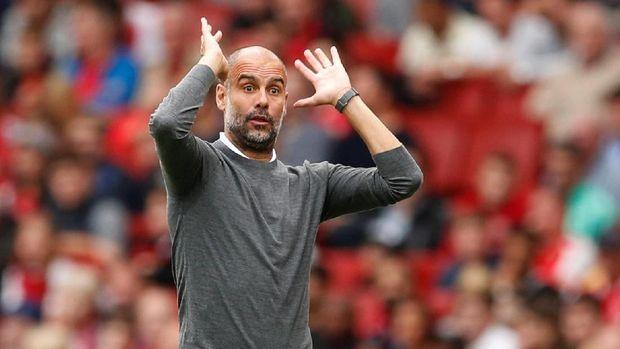 Guardiola terkesima dengan performa Man United di tangan Solskjaer.