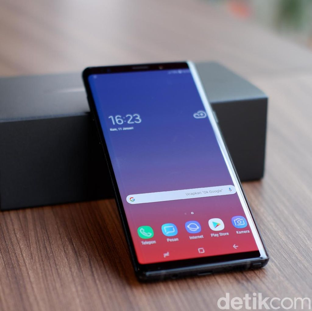 Review Galaxy Note 9 Bermunculan, Bagus atau Buruk?