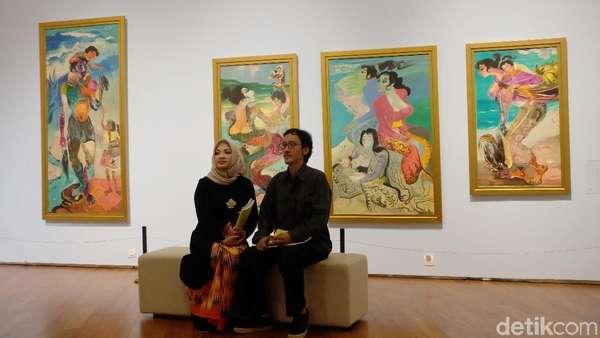 Melihat Lagi Mahakarya Maestro Hendra Gunawan