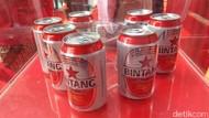 Cukai Bir Naik, Setoran dari Minuman Alkohol Diprediksi Sulit Tercapai