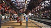 Stasiun Kopenhagen (An Uyung/detikTravel)