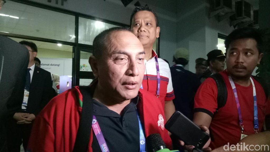 Wawancara Ketum PSSI Edy Rahmayadi Viral, Anji: Anda Angkuh Sekali