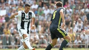 Napoli Diuji Lazio, Momen Pengungkapan Roma-Inter, dan...Debut Ronaldo!