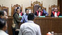 JK Berharap Sidang PK Ringankan Hukuman Jero Wacik