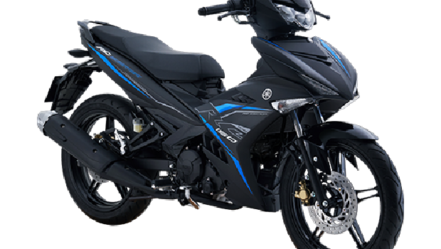 Yamaha Jupiter MX Terbaru di Vietnam