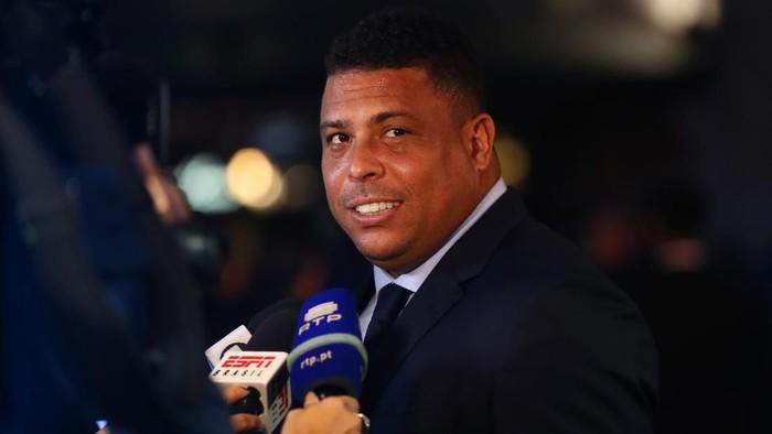 Ronaldo dikabarkan mengidap pneumonia, apa ya gejalanya? Foto: Michael Steele/Getty Images