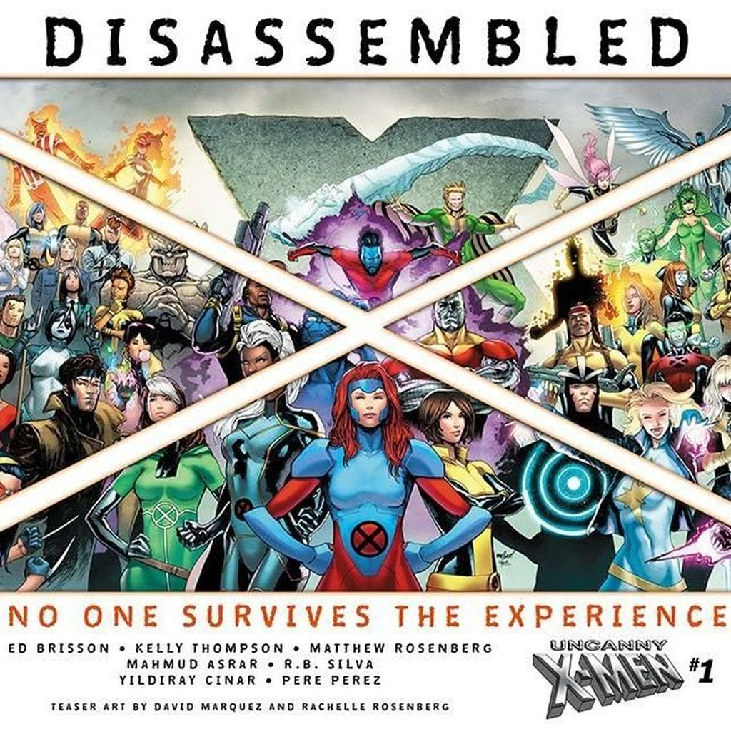 Disney Akuisisi Fox, Marvel Comics Perbarui Tim Kreatif X-Men