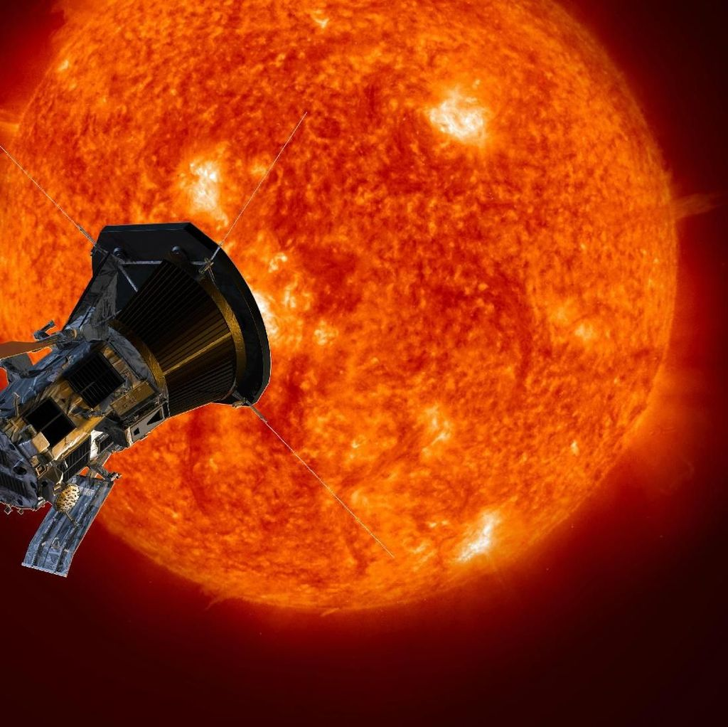 Matahari akan Mengkristal Setelah Bunuh Bumi