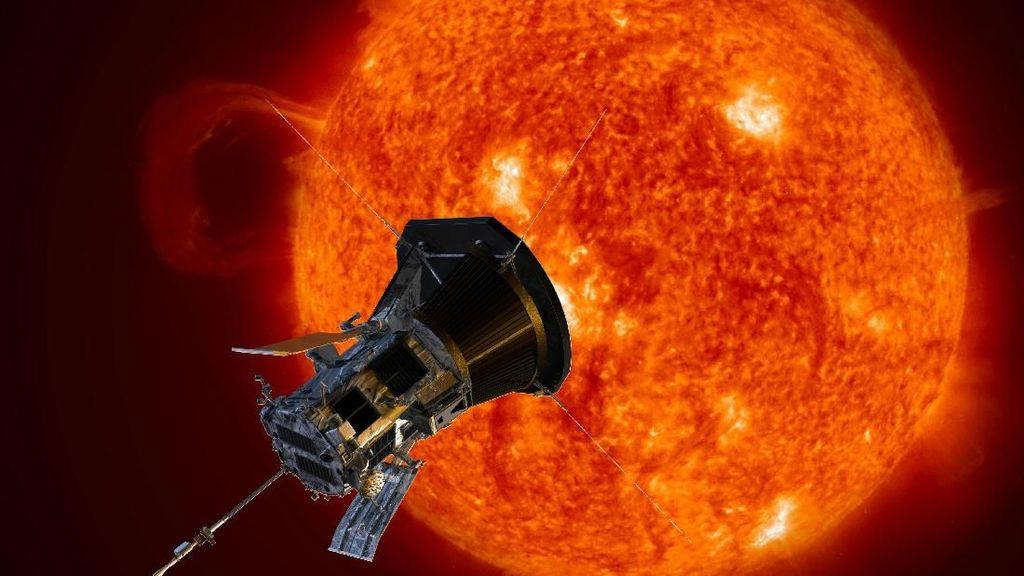 Terbang Dekat Matahari, Pesawat NASA Ini Pecahkan Rekor