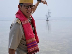 Mengenal Brand Kacamata Lokal yang Jadi Favorit Sandiaga Uno