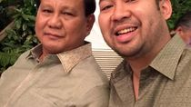 Desainer Didit Hediprasetyo Ultah, Prabowo Ucapkan Doa Ini