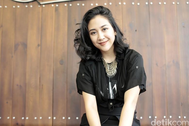Sherina Munaf. Foto: Asep Syaifullah