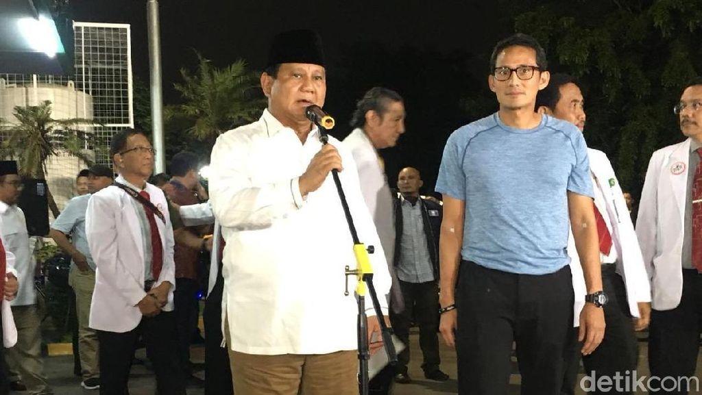 Prabowo-Sandi akan Tebus 3 Kegagalan Jokowi di Sektor Ekonomi