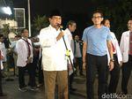 Prabowo-Sandi akan Datang ke KPU Sebelum Jokowi