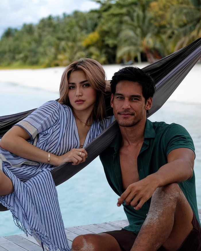 Baru-baru ini foto liburan Jessica Iskandar dan Richard Kyle jadi perbincangan. Diduga-duga keduanya tengah menjalin hubungan spesial. (Foto: Instagram/richo_kyle)