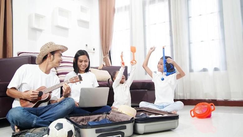 Rayakan Ultah Si Kecil dengan Trip Keluarga/ Foto: shutterstock