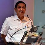 Luhut Ajak India Bikin Pertanian Tanpa Modal di Indonesia