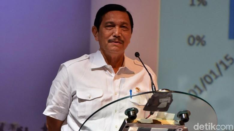 Luhut: Kapal Selam Asing Masuk RI, TNI AL Harus Upgrade!