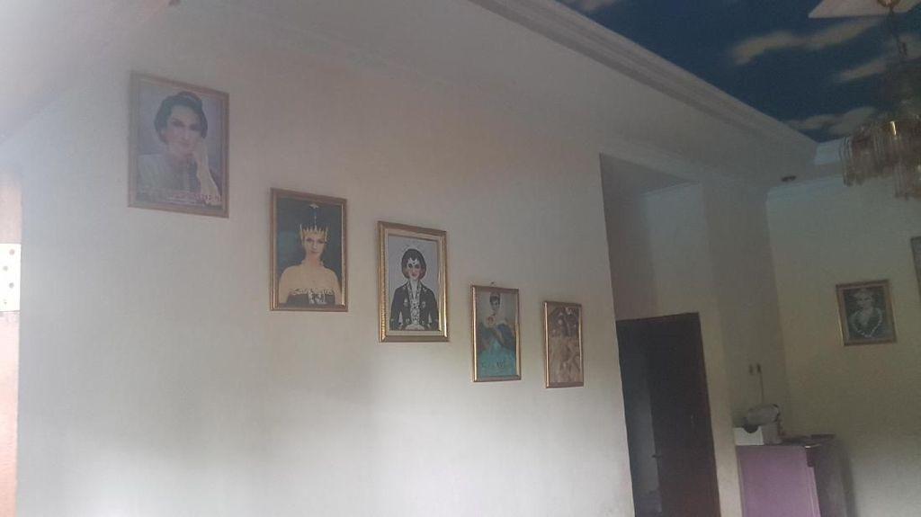 Ratu Kerajaan Ubur-ubur Edit Foto Nyi Roro Kidul dengan Wajahnya