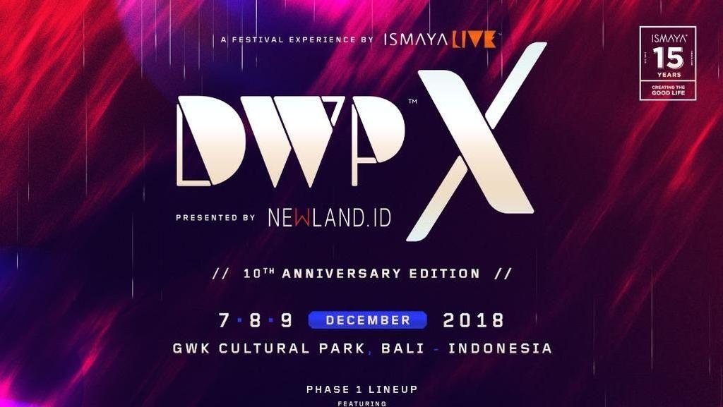 Ini Penjelasan Ismaya Soal Alasan DWPX Digelar di Bali