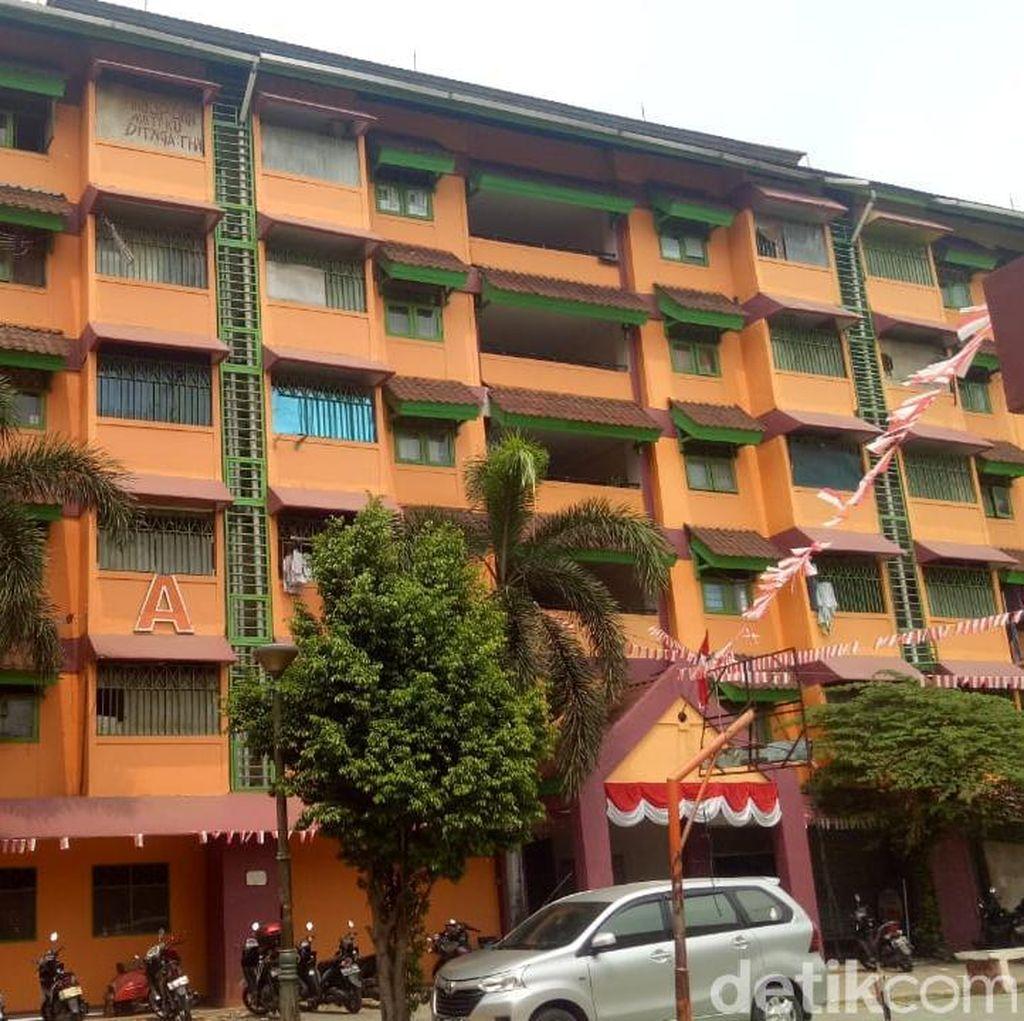 Tarif Rusunawa DKI Naik, PDIP: Kebijakan Kontraproduktif!