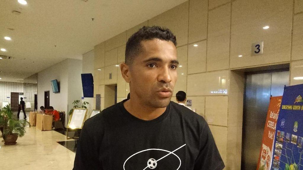 Beto Goncalves Curhat, Khawatirkan Keluarga di Negeri Samba