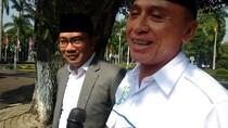 Ridwan Kamil dan Iriawan Bahas Smart City