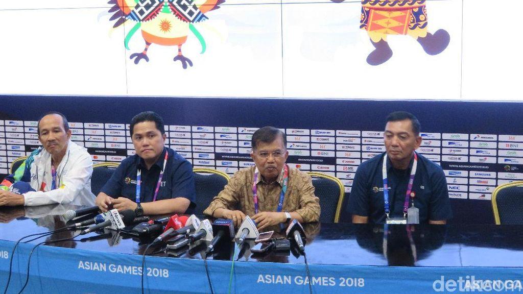 JK: Jaga Kebersihan, Ketertiban, dan Senyum Saat Asian Games