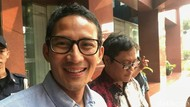 Sandiaga Hadiri Mayestik Red Carpet 2018