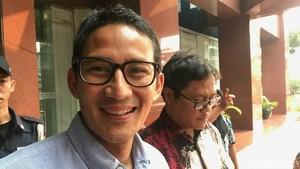 Cerita Sandiaga soal Kacamata Merek Lokal yang Jadi Favoritnya