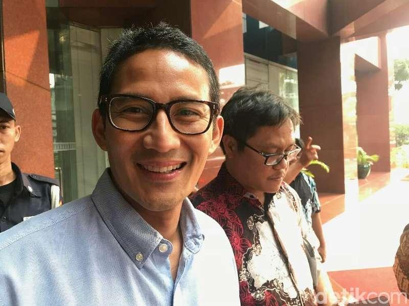 Kwiek Kian Gie Masuk Tim Pemenangan Prabowo-Sandiaga