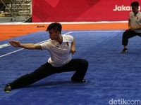 Atlet Wushu Asian Games 2018: Jangan Banyak Seremonial Dulu