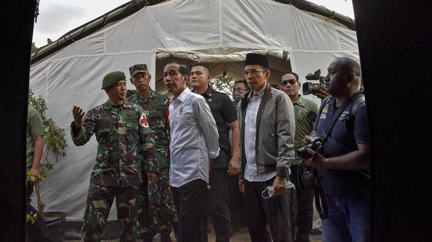 Pemerintah Pangkas Syarat Bantuan Rumah Korban Gempa Lombok
