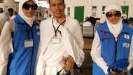 Warga Indonesia Berhaji dari Jepang Tiba di Jeddah