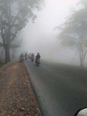 Kabut Asap Mulai Ganggu Masyarakat Pontianak
