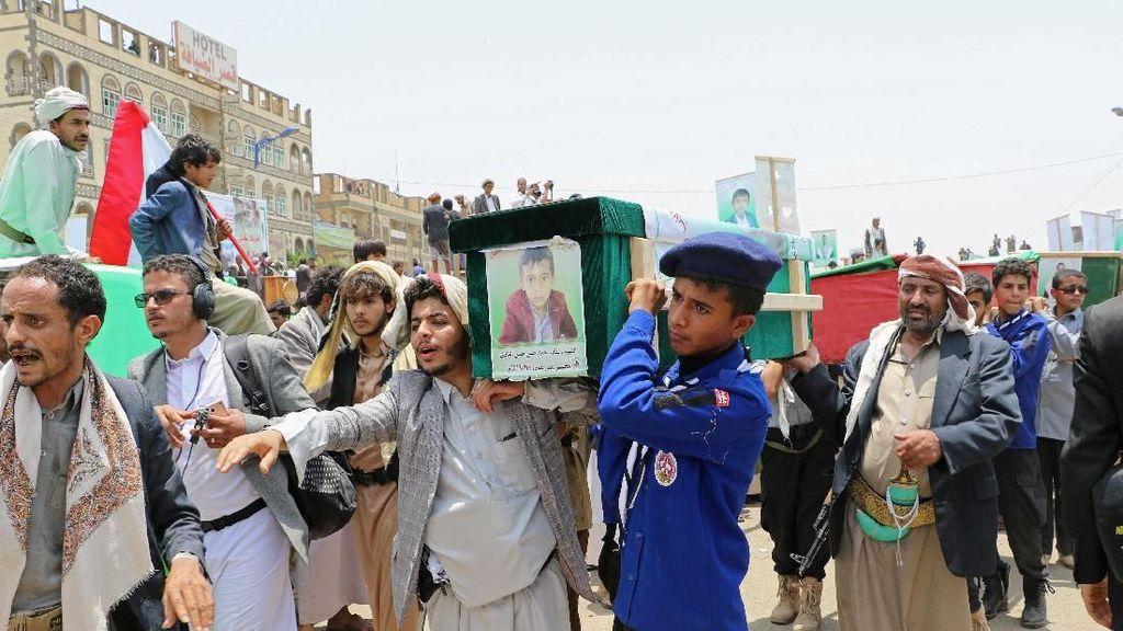 Putra Mahkota Uni Emirat Arab Digugat Terkait Perang di Yaman