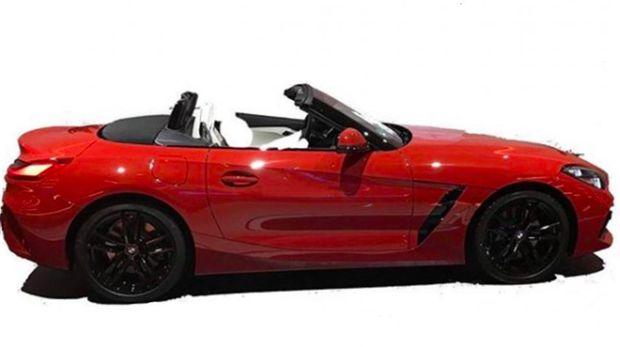Inikah BMW Z4 itu
