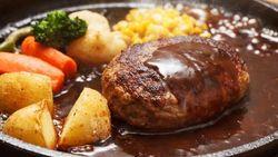 Makan Siang di Senayan City, Ada Kari Hijau hingga Hamburg Steak Enak