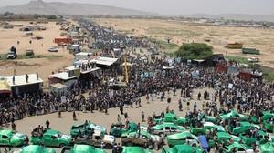 Kisah Pilu Pria Yaman Kehilangan 3 Anak Akibat Serangan Arab Saudi