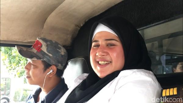 Pledoi Dhawiya Ditolak, Tuntutan Tetap 2 Tahun Rehabilitasi