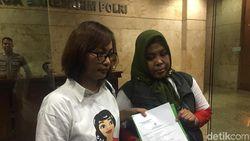 Relawan Emak Militan Jokowi Laporkan Mardani-Neno ke Bareskrim